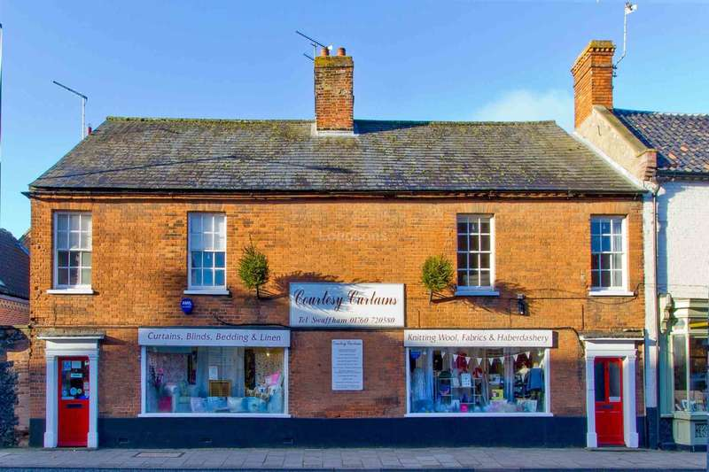 3 Bedrooms Commercial Property for sale in London Street, Swaffham