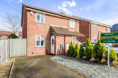 2 Bedrooms Semi Detached House for sale in Stonehouse Lane, Quinton, Birmingham, West Midlands