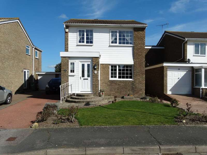 3 Bedrooms Detached House for sale in Badlesmere Road, Eastbourne