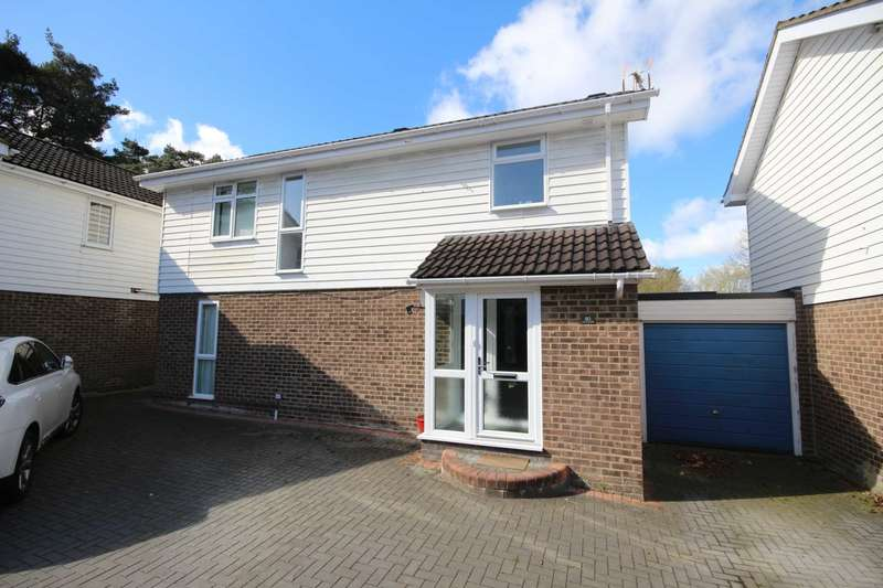 4 Bedrooms Detached House for sale in Sarum, Bracknell