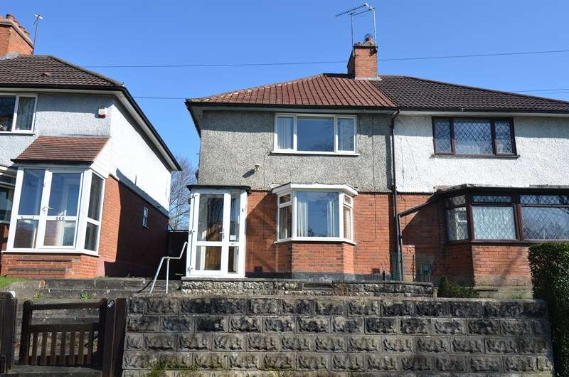 3 Bedrooms Semi Detached House for sale in Yardley Wood Road, Kings Heath, Birmingham