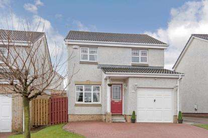 3 Bedrooms Detached House for sale in Alloway Grove, Paisley, Renfrewshire