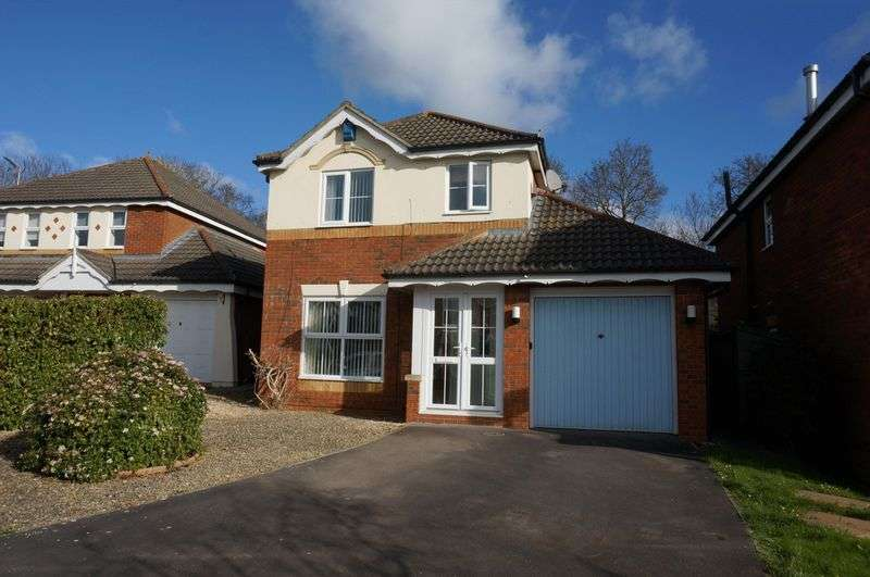 3 Bedrooms Detached House for sale in Staplegrove