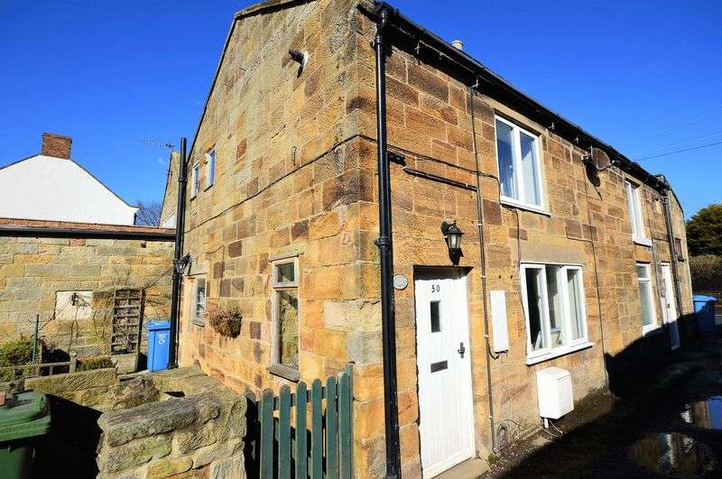 2 Bedrooms Cottage House for sale in High Street, Saltburn-By-The-Sea