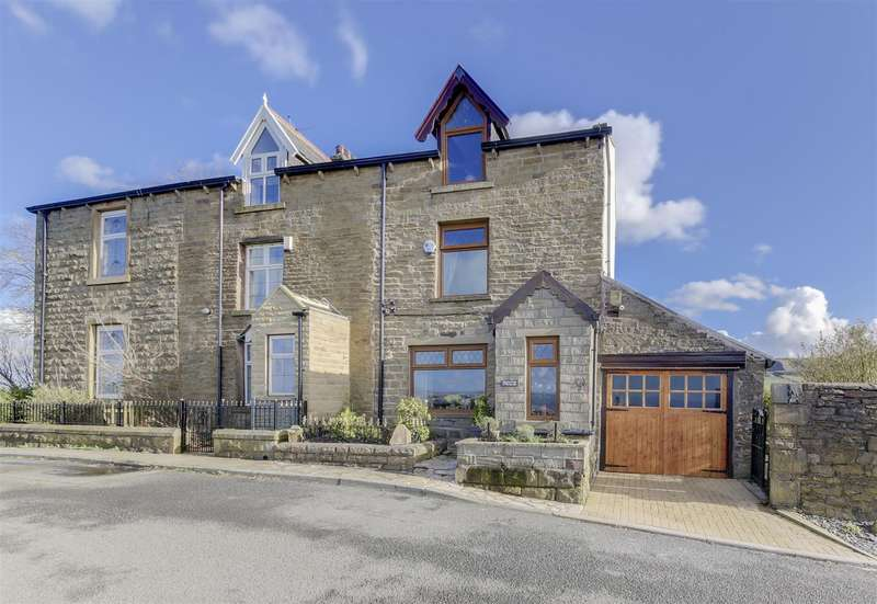 3 Bedrooms Property for sale in Burnley Lane, Huncoat, Accrington
