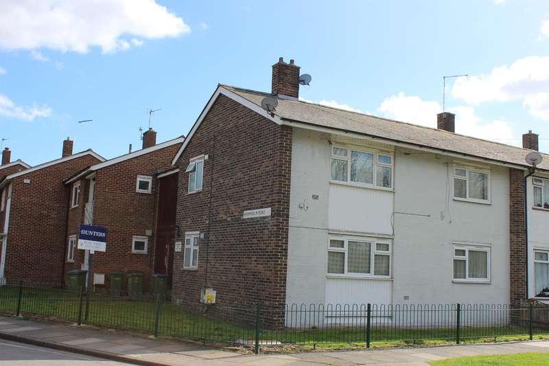 2 Bedrooms Flat for sale in Bromholm Road, Abbey Wood, London, SE2 9NE