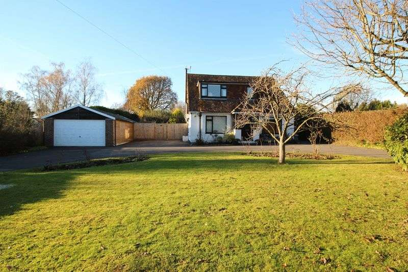 4 Bedrooms Detached House for sale in BYERS LANE, SOUTH GODSTONE