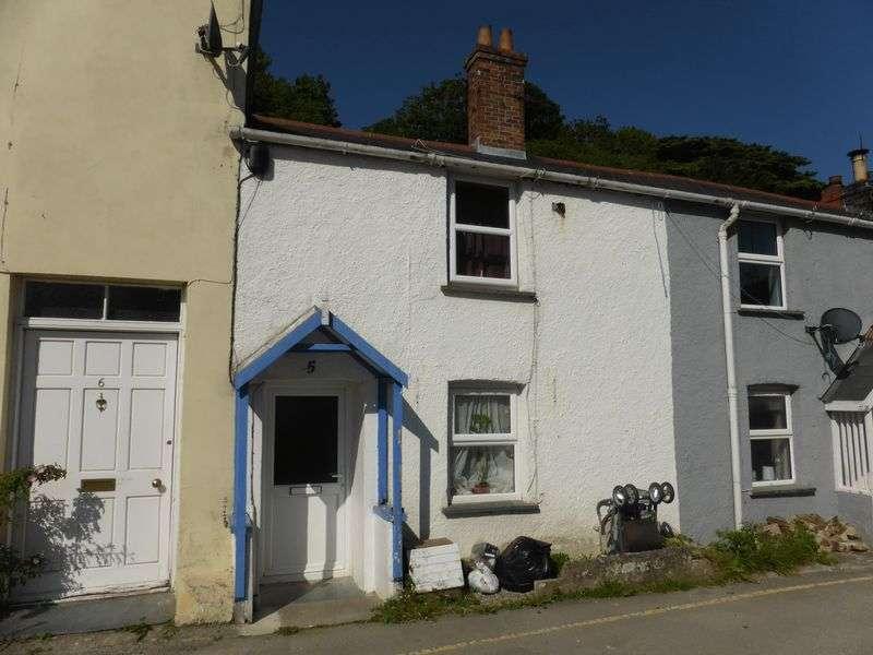 2 Bedrooms Terraced House for sale in Bureau Place, Wadebridge