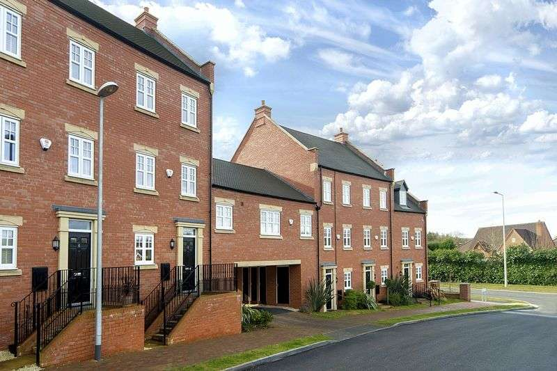 3 Bedrooms Terraced House for sale in Farr Lane, Telford