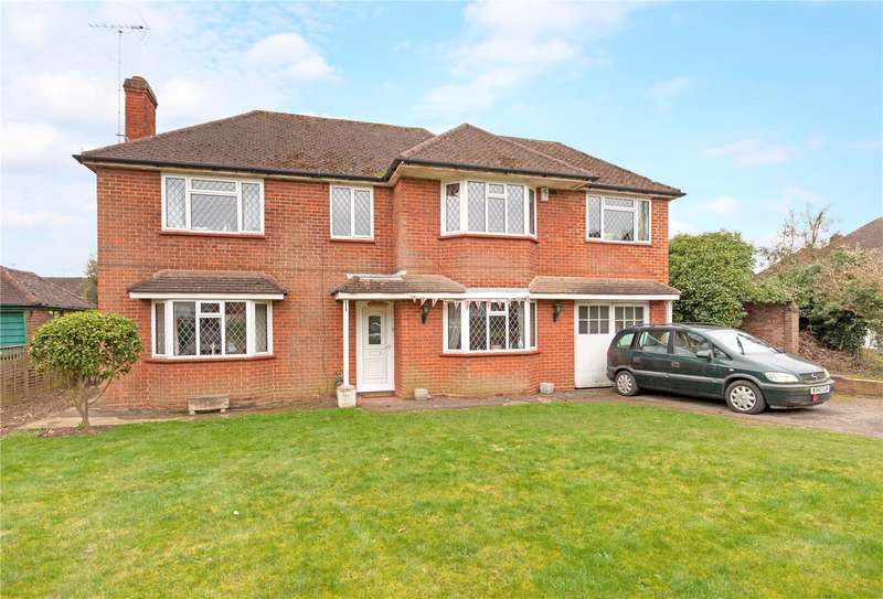 4 Bedrooms Detached House for sale in Hurstfield Drive, Taplow, Maidenhead, SL6