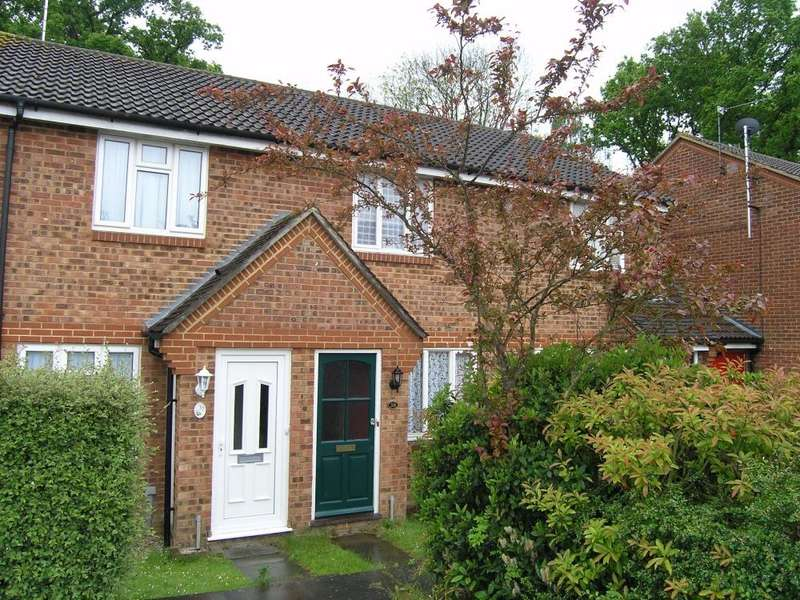 2 Bedrooms Terraced House for sale in Little Copse Chase, Chineham, Basingstoke, RG24