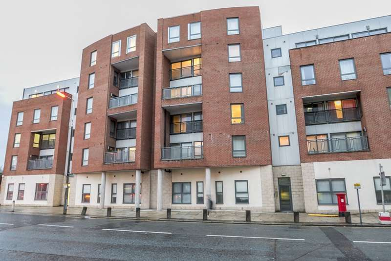 2 Bedrooms Apartment Flat for sale in Moss Street, Liverpool, Merseyside, L6