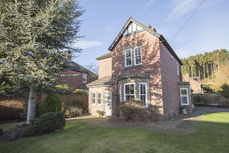 4 Bedrooms Detached House for sale in Weatherburn House, Lintzford Road, Rowlands Gill, Tyne Wear NE39