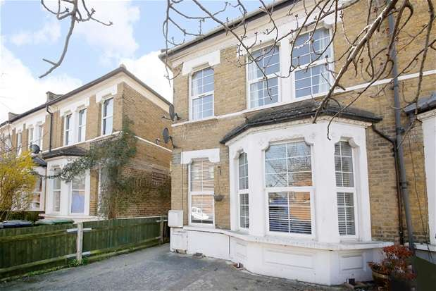 2 Bedrooms Flat for sale in Rathfern Road, Catford
