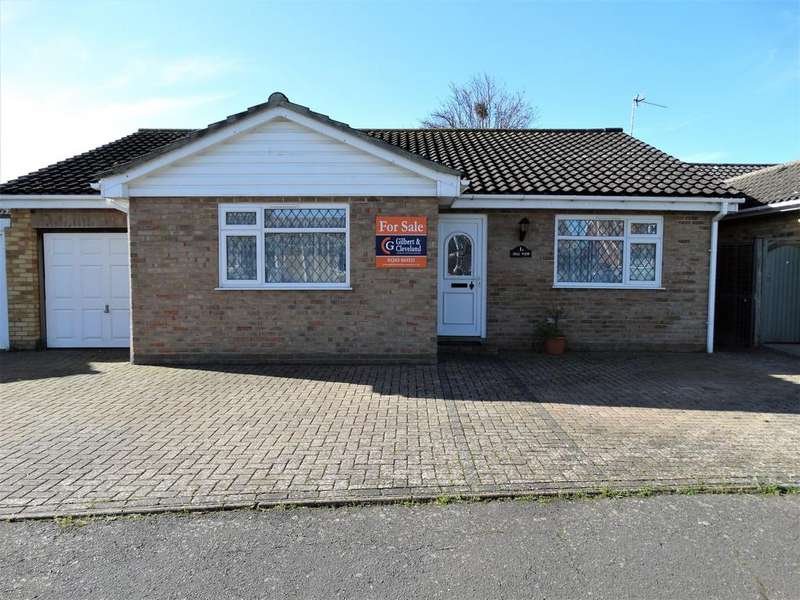 2 Bedrooms Detached Bungalow for sale in Sussex Drive, Pagham