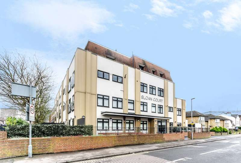 1 Bedroom Flat for sale in Sloan Court, New Malden, KT3
