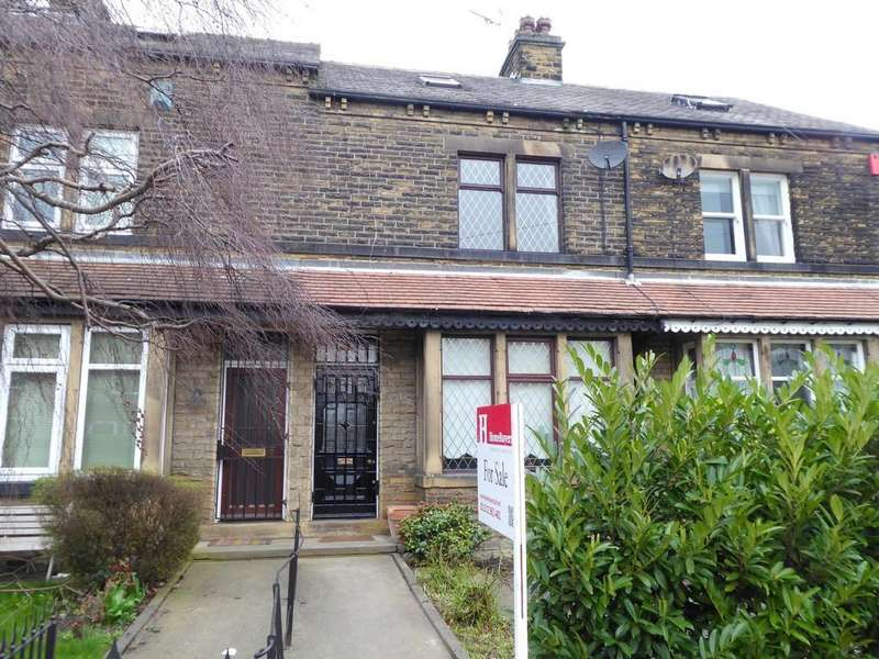 3 Bedrooms Terraced House for sale in Old Road, Farsley