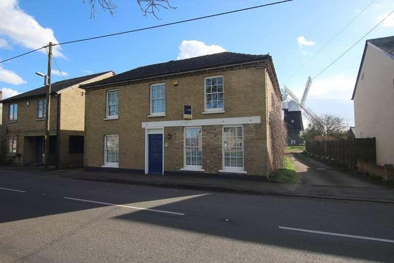 4 Bedrooms Detached House for sale in High Street, Wicken
