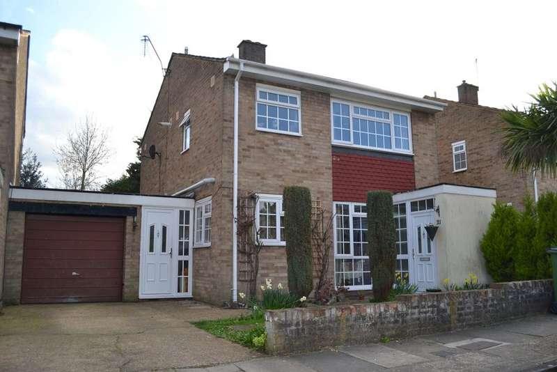 3 Bedrooms Link Detached House for sale in Ryelands Crescent Lee SE12