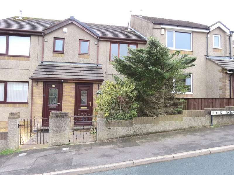 3 Bedrooms Terraced House for sale in Aikbank Road, Whitehaven, Cumbria