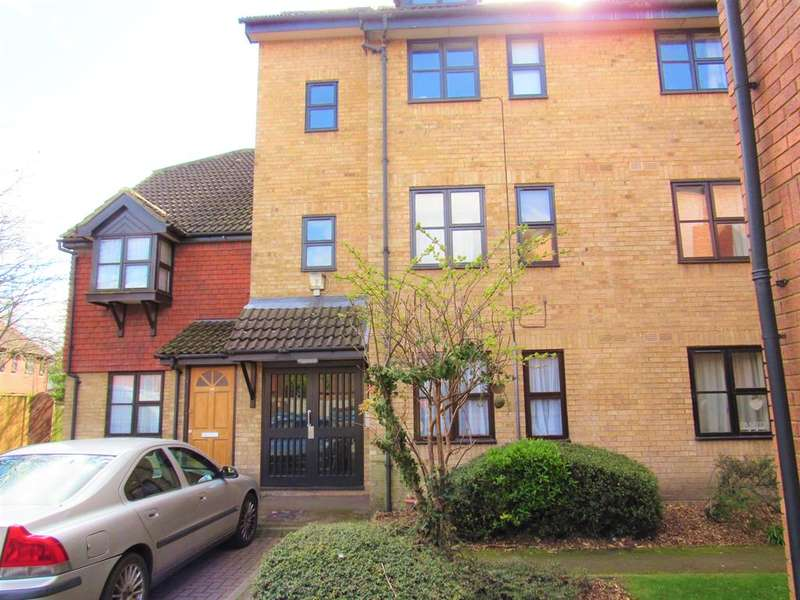1 Bedroom Studio Flat for sale in Caversham House, 18 Kingston Gardens, Beddington