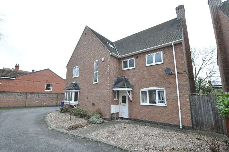 6 Bedrooms Detached House for sale in Rolleston Road, Burton-On-Trent
