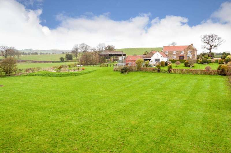4 Bedrooms Detached House for sale in Nether Silton, Thirsk