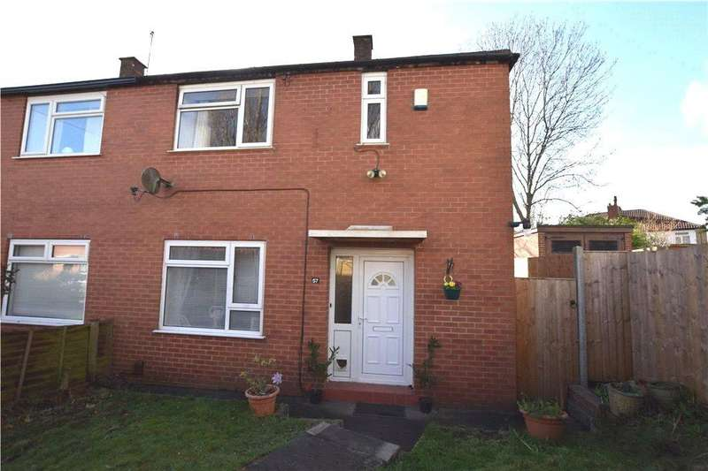 2 Bedrooms Semi Detached House for sale in King Alfreds Way, Meanwood, Leeds
