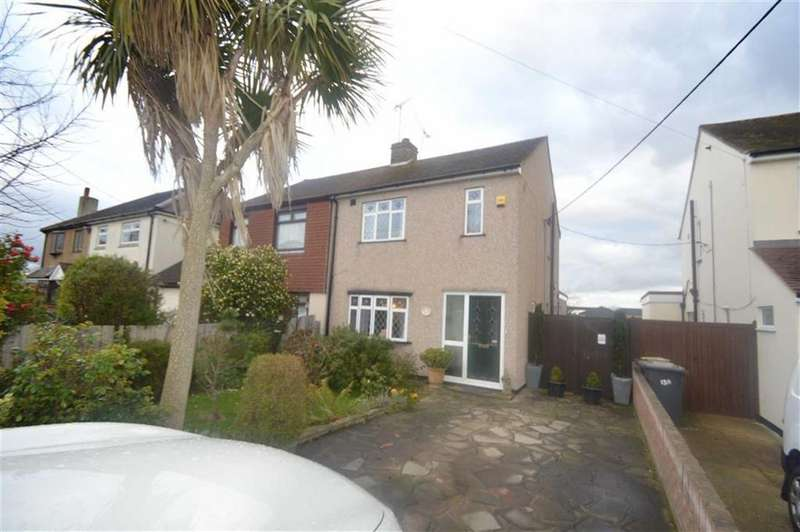 3 Bedrooms Semi Detached House for sale in Ashingdon Road, Ashingdon, Essex