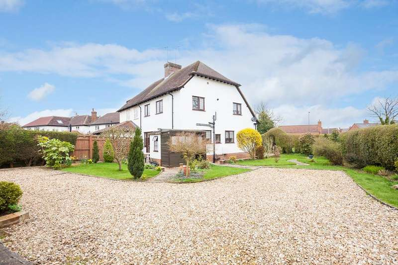 3 Bedrooms Semi Detached House for sale in Moreton Road, Buckingham