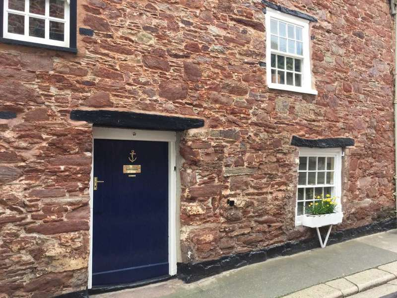 3 Bedrooms Cottage House for sale in Fore Street, Kingsand