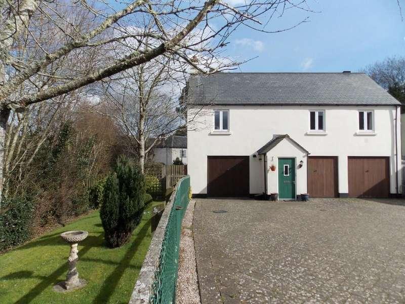 2 Bedrooms Apartment Flat for sale in Moretonhampstead, Devon