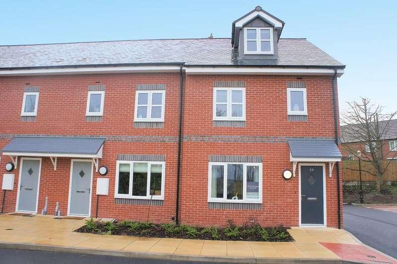 3 Bedrooms Mews House for sale in Hampton Court, Hampton-In-Arden, B92 0AJ