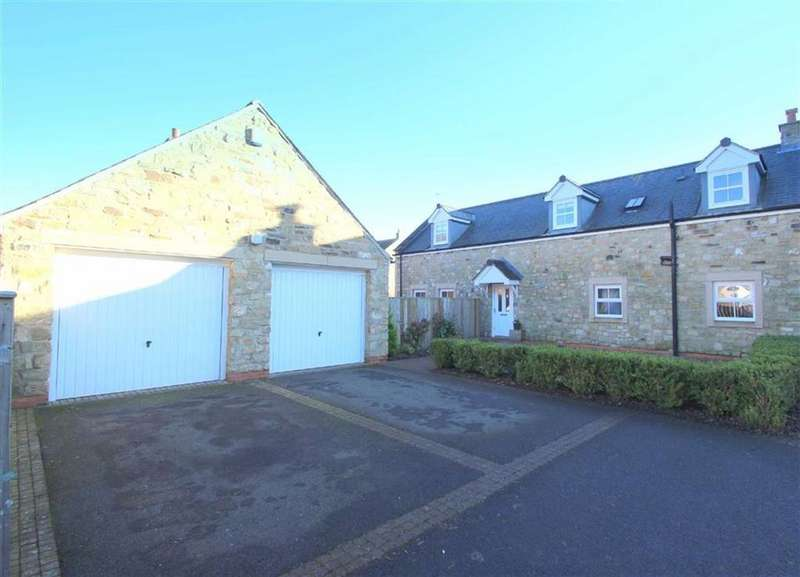 3 Bedrooms House for sale in South Farm, Nedderton Village, Northumberland, NE22
