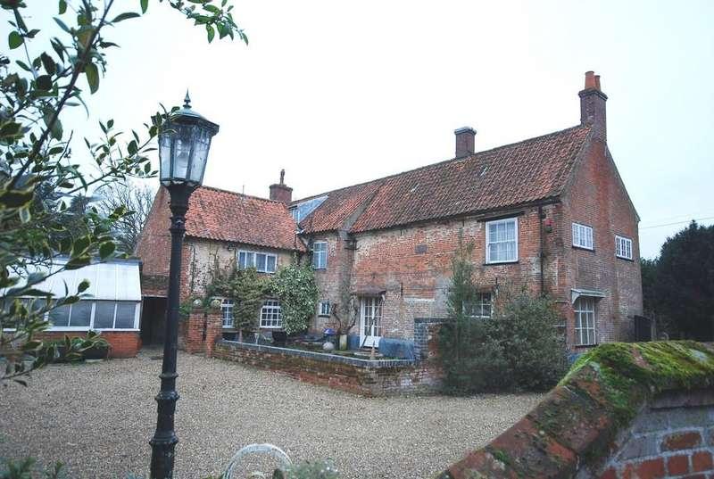 6 Bedrooms Detached House for sale in Twyford, Dereham