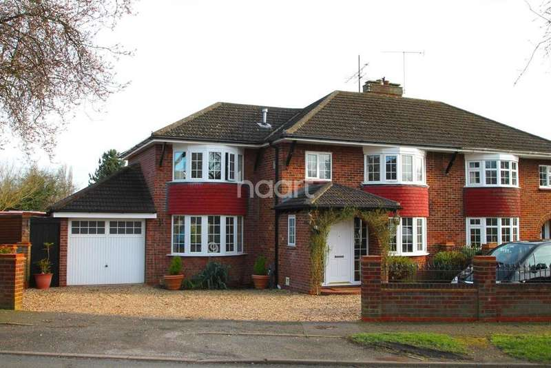4 Bedrooms Semi Detached House for sale in Bletchley