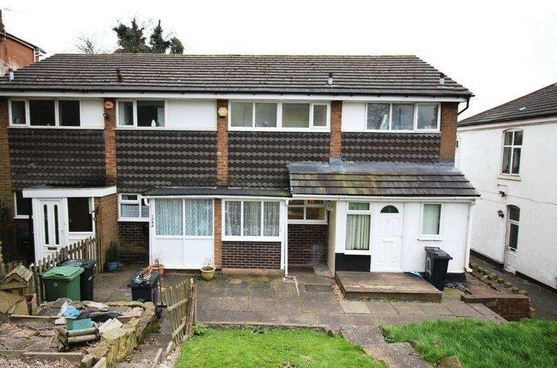 1 Bedroom Town House for sale in Himley Road, Dudley