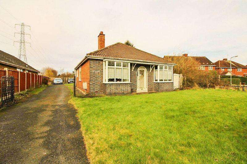 3 Bedrooms Detached Bungalow for sale in Lichfield Road, Wednesfield
