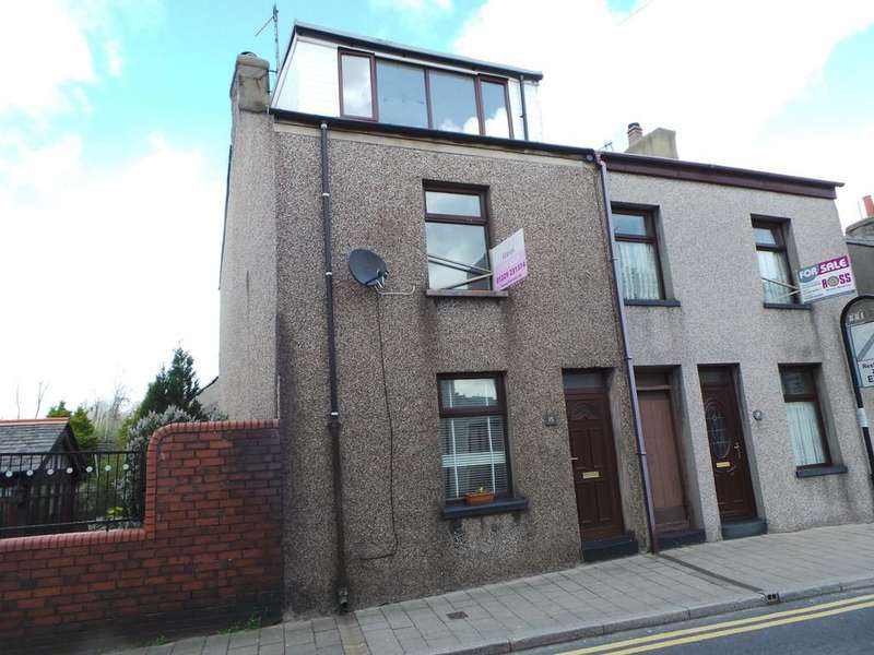 4 Bedrooms Terraced House for sale in Ulverston Road, Dalton-in-Furness