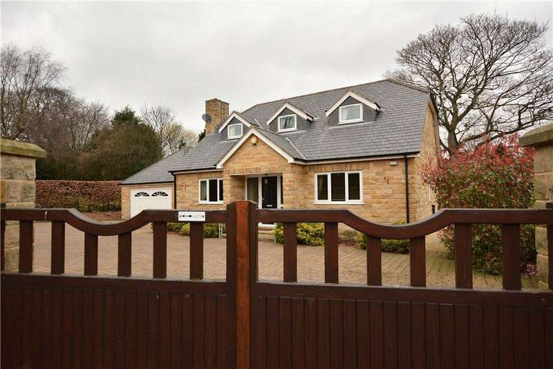 4 Bedrooms Detached House for sale in The Meadows, Adel, Leeds