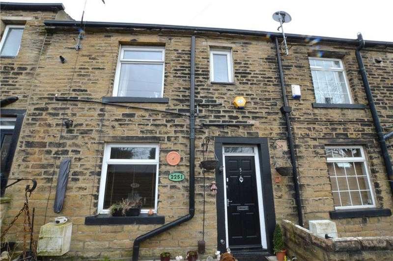 1 Bedroom Terraced House for sale in Inghams Terrace, Pudsey, West Yorkshire