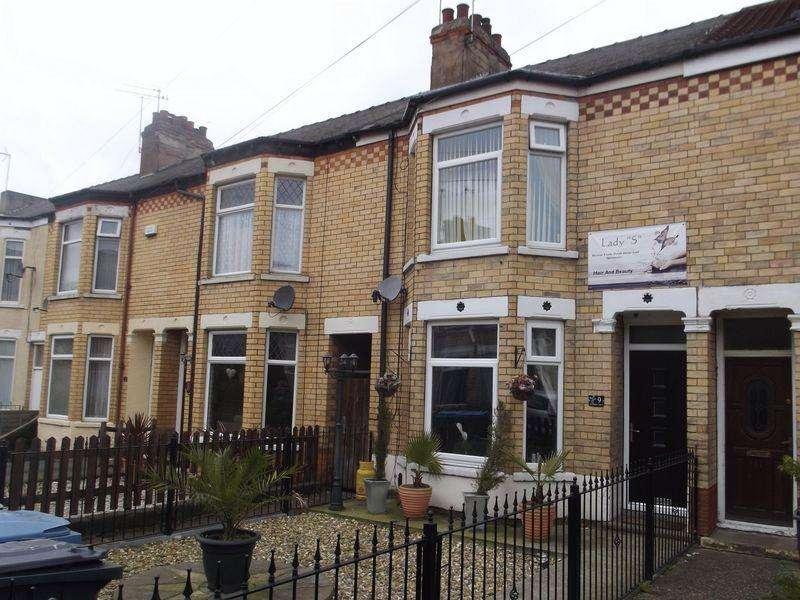 3 Bedrooms Terraced House for sale in Swinburne Street, Hull