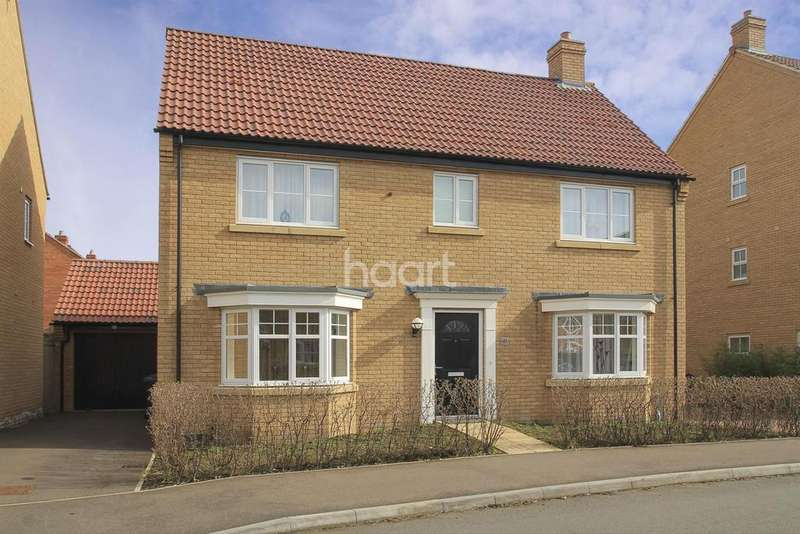 4 Bedrooms Detached House for sale in Mitchcroft Road, Longstanton