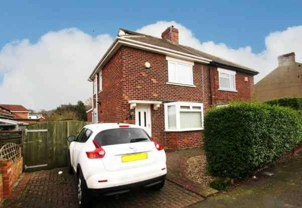 2 Bedrooms Semi Detached House for sale in Myrtle Road, Stockton-On-Tees, Cleveland, TS16 0AL