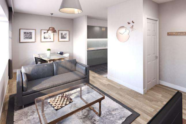 2 Bedrooms Property for sale in Tithebarn Street, Liverpool, L2 2BX