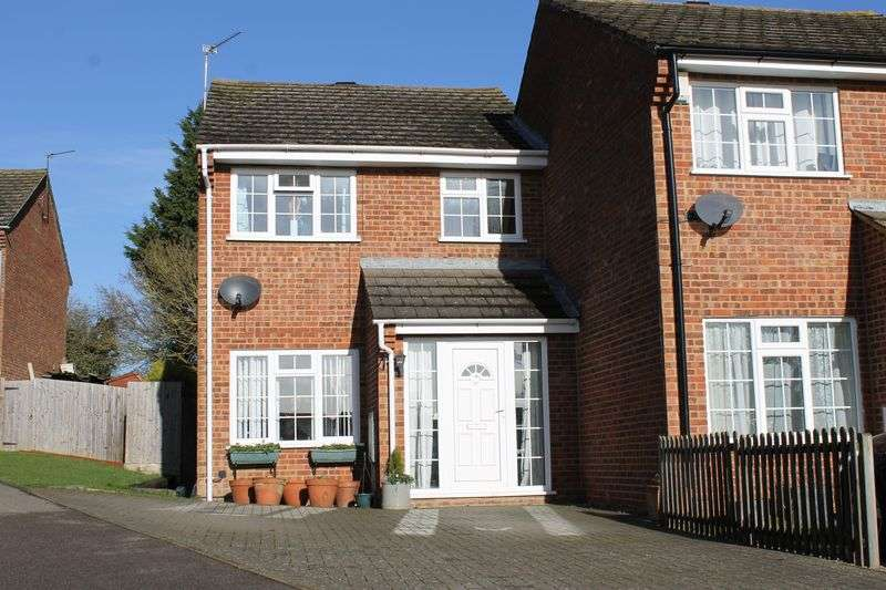 3 Bedrooms Terraced House for sale in Rectory Orchard, Lavendon
