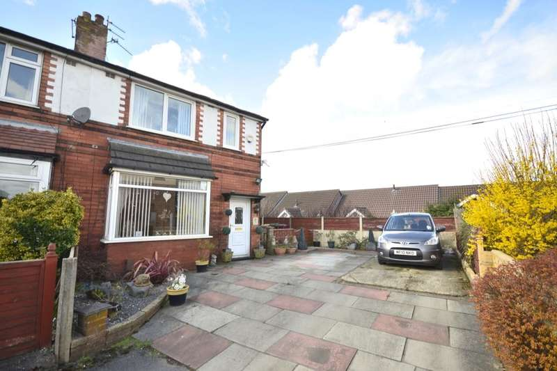 3 Bedrooms Semi Detached House for sale in Albert Grove, Farnworth, Bolton, BL4