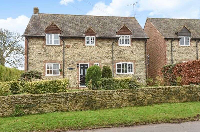 5 Bedrooms Detached House for sale in Stanton Fitzwarren, Swindon