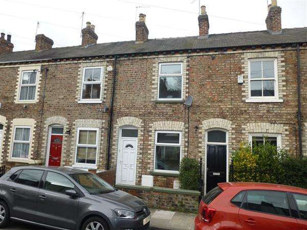 2 Bedrooms Terraced House for sale in Milton Street, Off Lawrence Street, York