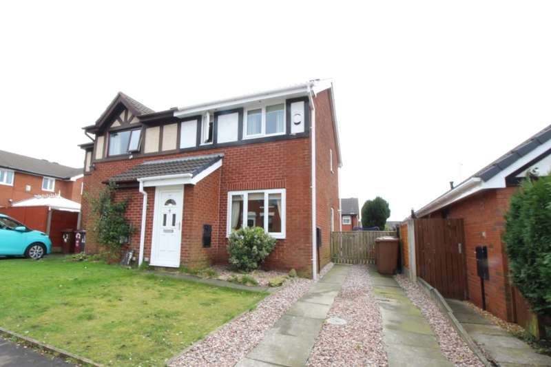 2 Bedrooms Semi Detached House for sale in St. Philips Street, Blackburn, BB2